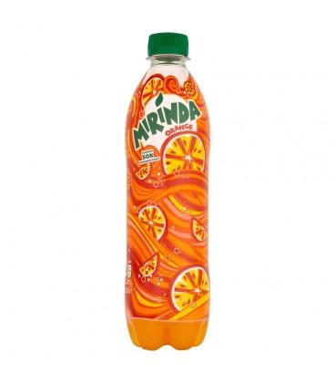 Mirinda Orange Napój gazowany 0,5 l