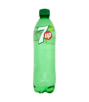 7UP Napój gazowany 0,5 l