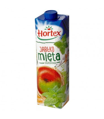 Hortex Jabłko mięta ogrodowa Napój 1 l