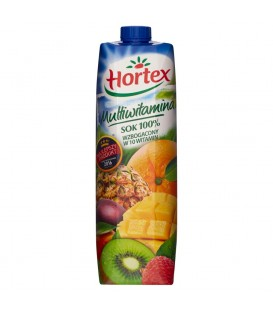 Hortex Multiwitamina Sok 100% 1 l