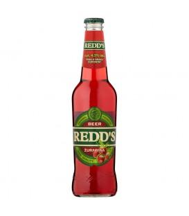 REDD'S ŻURAWINA butelka 400ml bezzwrotna