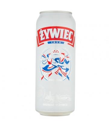 Żywiec Piwo jasne 500 ml