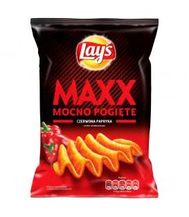LAYS MAX CZERW.PAPRYKA 140G LAY'S