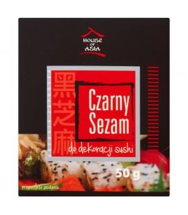 House of Asia Czarny sezam 50 g
