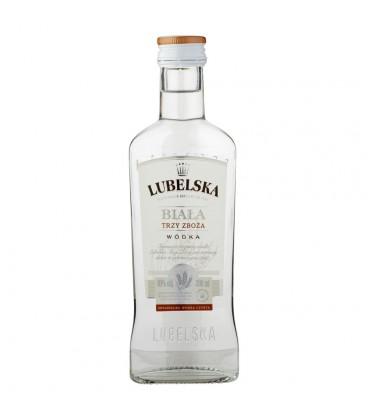 Lubelska Biała Trzy Zboża Wódka 200 ml