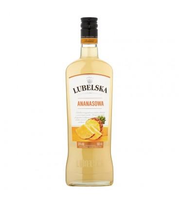 Lubelska Ananasowa Likier 500 ml