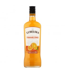 Lubelska Pomarańczówka 30% vol. 500 ml