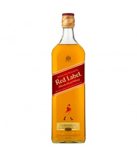 WHISKY J.W.RED LABEL 40% 1L JOHNNIE WALKER 1szt.