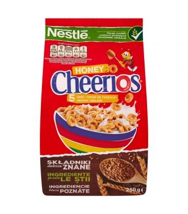 Nestlé Cheerios Miodowy Płatki śniadaniowe 250 g