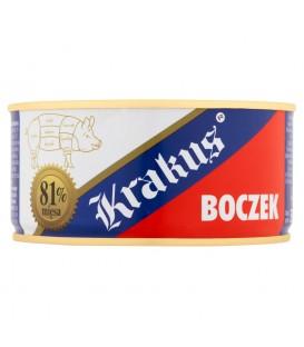 Krakus Boczek wieprzowy Konserwa 300 g