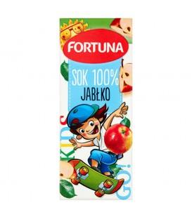 Fortuna Jabłko Sok 100% 200 ml