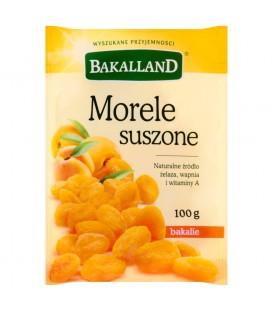 Bakalland Morele suszone 100 g