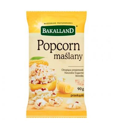 Bakalland Popcorn maślany 90 g