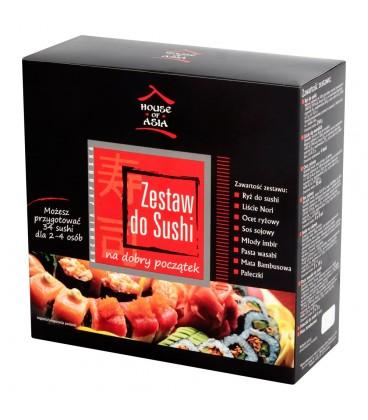 House of Asia Zestaw do sushi na dobry początek