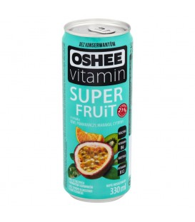 Vitamin Fruit Green 330ml