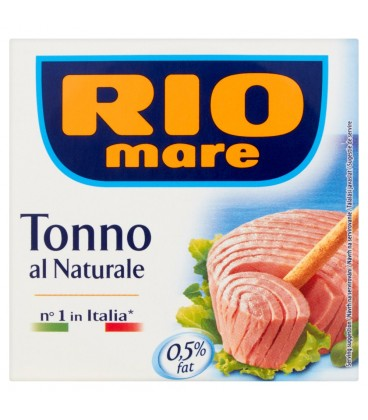 Rio Mare Tuńczyk w sosie własnym 160 g