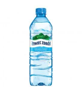 ŻYWIEC ZDRÓJ niegazowany 0,5 litra – woda źródlana 500ml