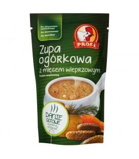 Profi Zupa ogórkowa z mięsem wieprzowym 450 g