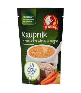 Profi Krupnik z mięsem wieprzowym 450 g