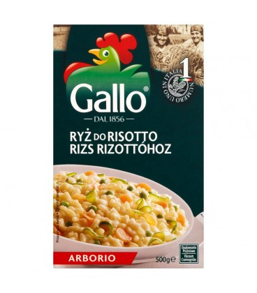 Gallo Ryż do Risotto Arborio 500 g