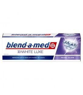 Blend-a-Med 3D White Luxe Instant Pearl Glow Wybielająca pasta do zębów 75ml