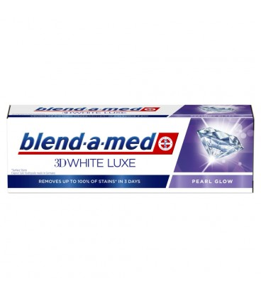 Blend-a-med 3DWhite Luxe Pearl Glow Pasta do zębów 75ml