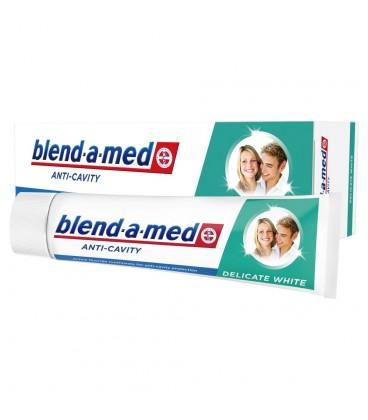 Blend-a-med Anti-Cavity Delicate White Pasta do zębów 100ml