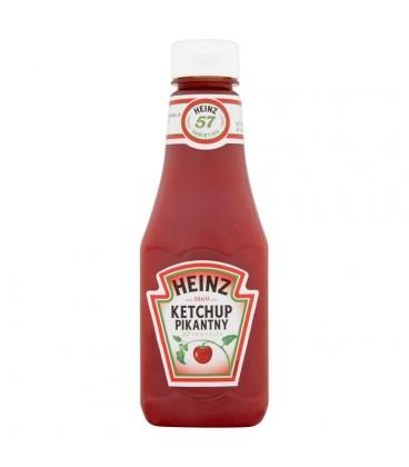 Heinz Ketchup pikantny 342 g