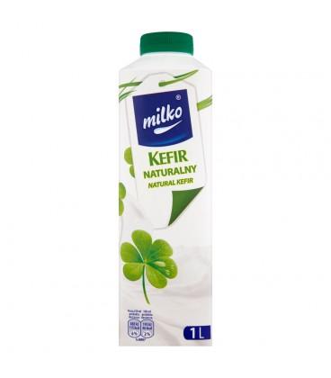 Milko Kefir naturalny 1 l