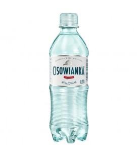 Cisowianka Naturalna woda mineralna niegazowana niskosodowa 0,33 l