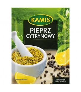 Kamis Pieprz cytrynowy Mieszanka przyprawowa 20 g