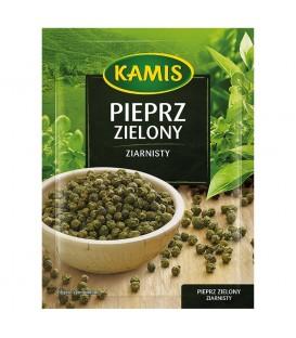 Kamis Pieprz zielony ziarnisty 12 g