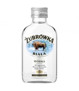 Żubrówka Biała Wódka czysta 100 ml