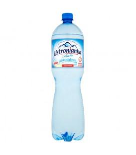 USTRONIANKA WODA MINERALNA 1,5L GAZ