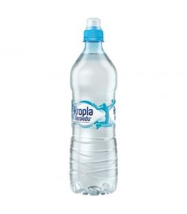 Kropla Beskidu Naturalna woda mineralna niegazowana 750 ml