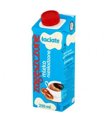 Łaciate Mleko UHT zagęszczone niesłodzone 7,5% 250 ml