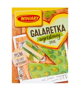 Winiary Galaretka agrestowy smak 71 g