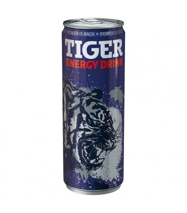 Tiger Energy Drink Gazowany napój energetyzujący 250 ml