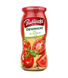 Pudliszki Sos do spaghetti oryginalny 500 g