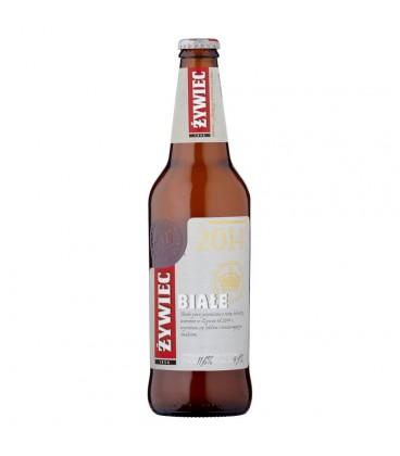 Żywiec Białe Piwo pszeniczne 500 ml