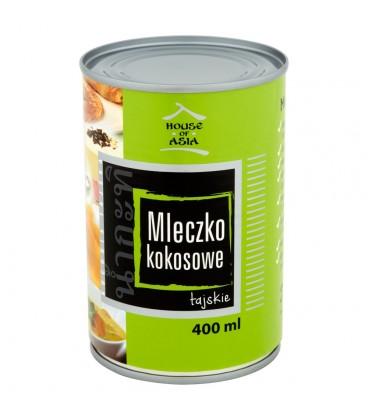 House of Asia Mleczko kokosowe tajskie 400 ml