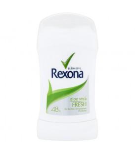 Rexona Women Fresh Aloe Vera Antyperspirant w sztyfcie 40 ml