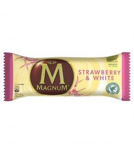 Magnum Strawberry & White Lody 110 ml