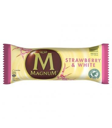 Magnum Strawberry & White Lody 110 ml