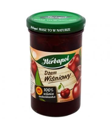 Herbapol Dżem wiśniowy niskosłodzony 280 g