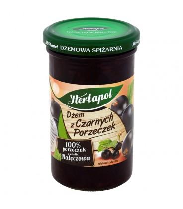 Herbapol Dżem z czarnych porzeczek niskosłodzony 280 g