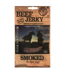 Bullseye Meats Beef Jerky Smoked Suszona wołowina 50 g