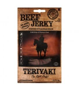 Bullseye Meats Beef Jerky Teriyaki Suszona wołowina 50 g