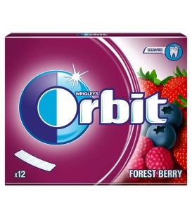 Orbit Forest Berry Guma do żucia bez cukru 31 g (12 listków)