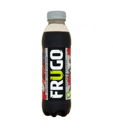 Frugo Czarne Napój wieloowocowy niegazowany 500 ml